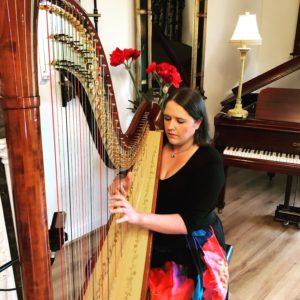 Aisleagh Concert Harpist
