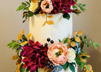 Judith Auten Wedding Cake Design