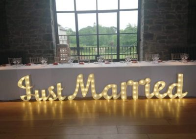 Just Married - Scripted