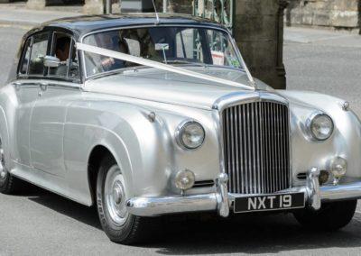 1958 Bentley S-Type Wedding Car