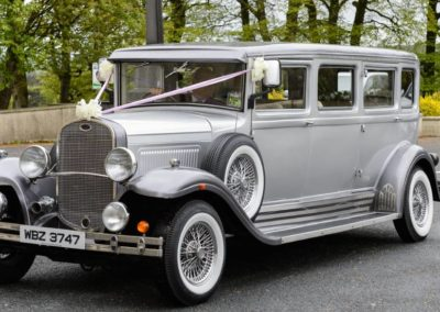 Silver 1920s Style Bramwith